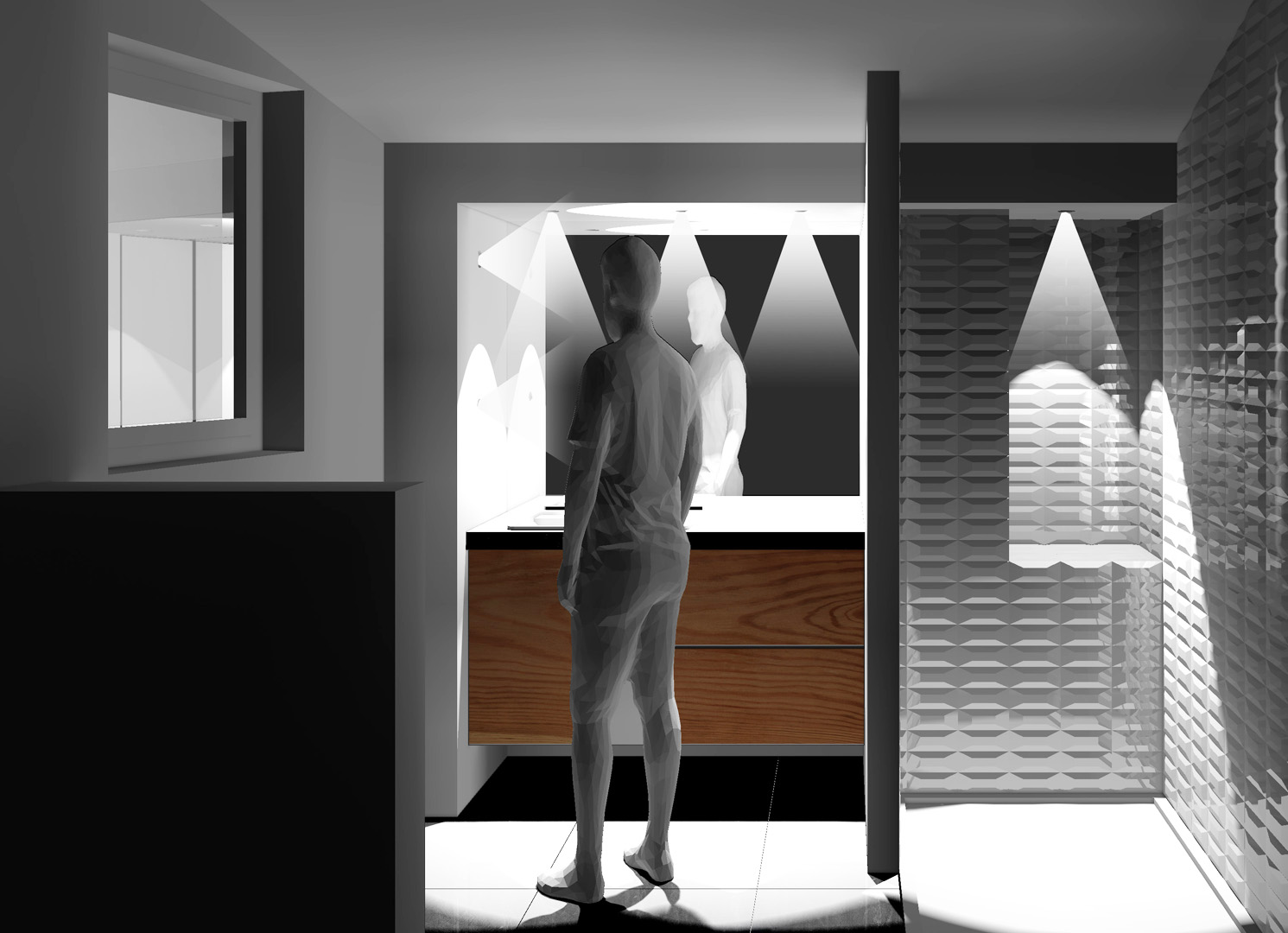 Projet : salle de bain