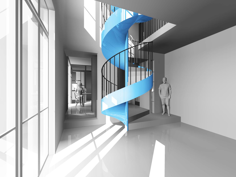 Projet : escalier