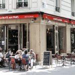 Terrasse brasserie