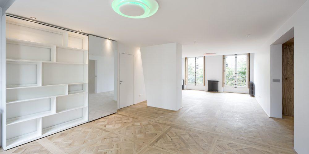 Grand appartement : pièce à vivre