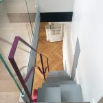 Trémie d'escalier