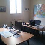Avant : bureaux