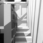 Projet : accès étage