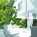 Habitation rive gauche : vue intérieure duplex